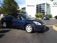 Altima 2.5 SL Premium Audio Package 4D Sedan 2.5L I4