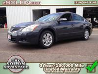 2010 Nissan Altima Sedan 2.5 SL Our Location is: Dave