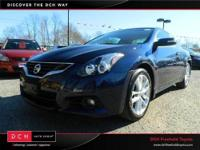 2010 NISSAN ALTIMA Sedan 3.5 SR Our Location is: