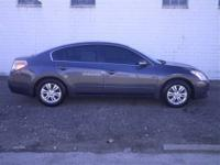 2010 NISSAN Altima Sedan SEDAN 4 DOOR 4dr Sdn I4 CVT