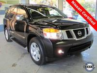2010 Armada Titanium ** NISSAN CERTIFIED PRE-OWNED **