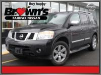 Contact Browns Fairfax Nissan today for information on