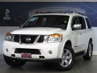 FRESH ARRIVAL! THIS 2010 NISSAN ARMADA HAS JUST ARRIVED