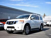 New Arrival! This 2010 Nissan Armada L will sell fast