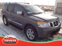 Check out this gently-used 2010 Nissan Armada we