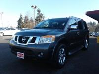 Just Reduced! Clean CARFAX. 4WD. 2010 Nissan ArmadaAll