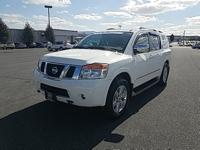 New Price! This 2010 Nissan Armada Platinum features: