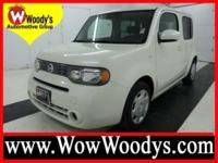 Options Included: Black Cloth Seat Trim, White Pearl,