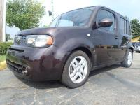 Options:  2010 Nissan Cube|Burgundy|None|115|000
