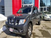 2010 Nissan Frontier SE 4x4 Crew Cab Body Style: Truck