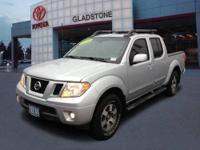 2010 Nissan Frontier Crew Cab Pickup PRO-4X Our