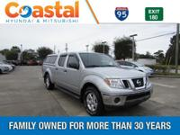 This 2010 Nissan Frontier SE in features: RWD Clean