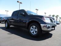 Check out this 2010 Nissan Frontier SE. Its Automatic
