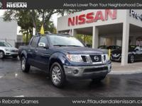 2010 Nissan Frontier LE, PREMIUM LEATHER, and ONE
