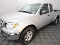 Frontier SE I4, 4.0L V6 DOHC, 6-Speed Manual with