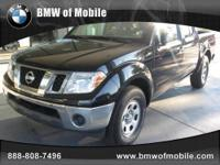 BMW of Mobile presents this 2010 NISSAN FRONTIER 2WD