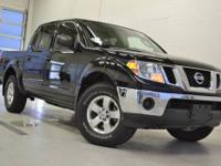 This 2010 Nissan Frontier SE wins our praise for its