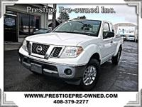 2010 nissan frontier se v-6, 4.0l with ((*very low