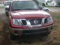 2010 Nissan Frontier SE. This excellent truck has