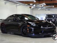 This 2010 Nissan GTR is in very good condition and has