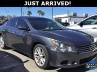 This Maxima features: ABS brakes, Electronic Stability