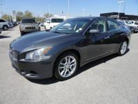 The 2010 Nissan Maxima serves as an appealing