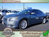 2010 Nissan Maxima 4dr Car 3.5 S Our Location is: Dave