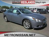 2010 NISSAN MAXIMA 4dr Car S Our Location is: Metro