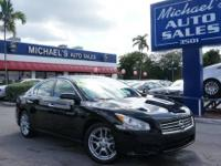 2010 NISSAN MAXIMA SEDAN 4 DOOR Our Location is: