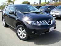 2010 NISSAN Murano Check the CARFAX...one owner! Priced