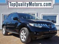 + ONLY 78K ON THIS MURANO S MODLE + CARFAX CLEAN TITLE