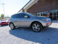 This '10 Murano SL is a class-leading crossover SUV