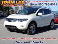 GET A LOW PAYMENT! This 2010 Nissan Murano LE has