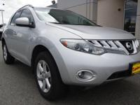 CVT. 2010 Nissan Murano   *Used vehicle one of each. A