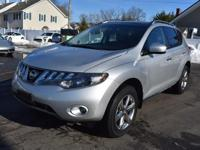 Recent Arrival! 2010 Nissan Murano Clean CARFAX. CVT