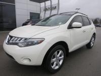 Options:  2010 Nissan Murano Sl Awd ***Model