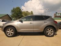 Options:  2010 Nissan Murano Sl|Sky View Roof And Sweet