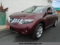 Check out this 2010 Nissan Murano SL. Its Variable
