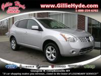 Check out this Versatile Nissan Rogue! This Gas Saving