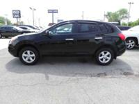 Meet our 2010 Nissan Rogue S. It will impress you with
