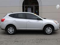 This 2010 Nissan Rogue S AWD Is Nicely Equipped And Is