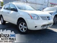 Recent Arrival! 2010 Nissan Rogue S Phantom White Pearl