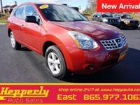 Ahh, The Nissan Rogue, What a breath of fresh air! The