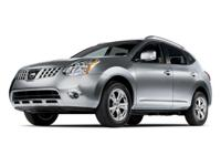 2010 Nissan Rogue S  26/21 Highway/City MPG  Are you