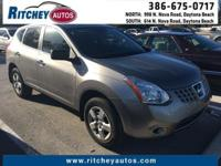 ONE OWNER NISSAN ROGUE S**FLORIDA OWNED**Trustworthy