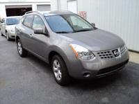 The 2010 Nissan Rogue is a comfortable, fun-to-drive