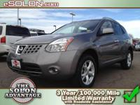 2010 Nissan Rogue Sport Utility SL Our Location is:
