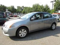 New Arrival! LOW MILES, This 2010 Nissan Sentra 2.0