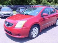 Options Included: N/A2010 NISSAN SENTRA Rainbow is a