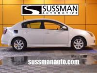 Looking for a clean, well-cared for 2010 Nissan Sentra?